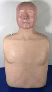 Laerdal First Aide Training Manikin Dummy Emt Cpr Norway Spring Compression