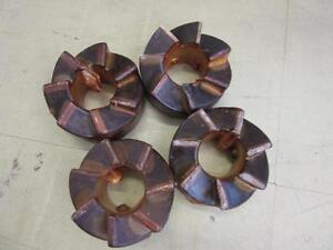 Lot 4 New Face Mills 3 Cutters D8 3518 X 1 5