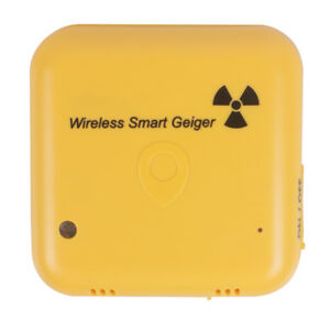 Wireless Bluetooth Smart Geiger Nuclear Gamma X ray Radiation Detector Counter F
