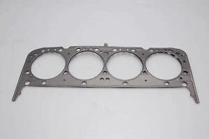 Cometic C5249 036 Small Block Chevy Mls Single Head Gasket 350 400 4 200 Bore