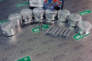Je Forged Pistons 502 Bbc 541 Blown Alcohol Series 4 50 Std 11 8 1 11 0 1 10 5 1