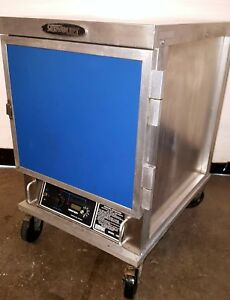 Portable Insulated Proofer Humidity Control Holding Warming Cabinet 1 2 Half