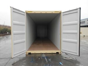 40 Foot Shipping Storage Container New Denver In Stock
