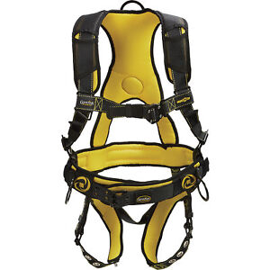 Guardian Fall Protection Cyclone Construction Harness Small