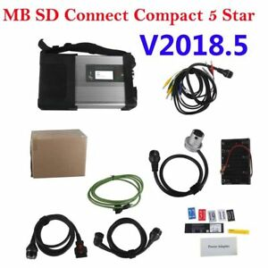 Mb Star Compact 4 C4 Sd Connect Diagnostic Tool For Merc edes Benz