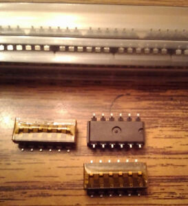 Lot Of 43 Cts 219 6mst Smd Dip Switches Free Shipping