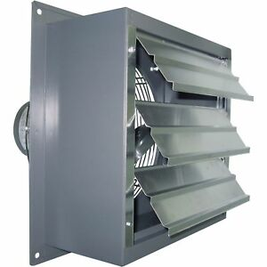 Canarm Wall Exhaust Fan 24in Variable Speed 1 3 Hp sd24 gvd