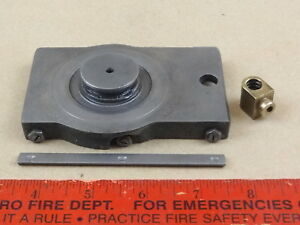 Very Nice Atlas Craftsman 6 618 101 Lathe Compound Rest Base Swivel