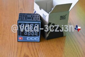 Hanyoung Nux Hx7 00 Temperature Controller Ssr Relay Thermocouple Pt100