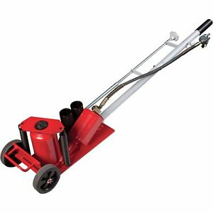 Sunex Air Hydraulic Jack 20 Ton Capacity Model 6623