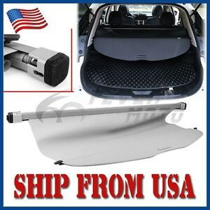 Us Retractable Cargo Cover Shade For Nissan Rogue 2014 2015 2016 2017 2018 Fm