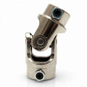 1 Dd X 3 4 Dd Double Steering U Joint Coupler Column To 3 4 Shaft Hot Rod V8
