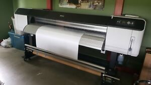 Epson Stylus Pro Gs6000 Wide Format Printer As is
