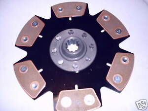 Ford 1000 1310 1500 1510 1700 1710 1900 Tractor Clutch