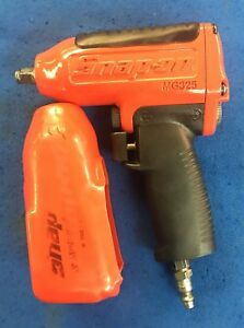 ri4 Snap on 3 8 Impact Driver Air Wrench Mg325 With Boot