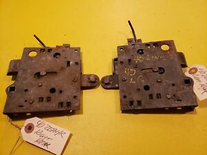 1940 1941 Lincoln Zephyr V 12 4 Door 2 Door Coupe Rear Door Latch Units