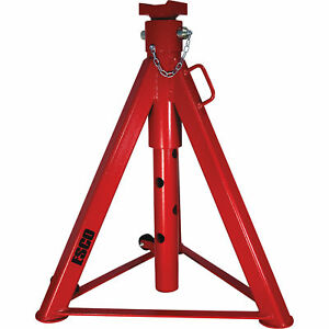 Esco 22 Ton Jack Stand 10 Heights Model 92021