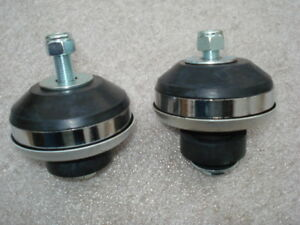 Engine Bisquits Flathead Ford Motor Mounts Universal 1932 34 36 37 39 40 Ford