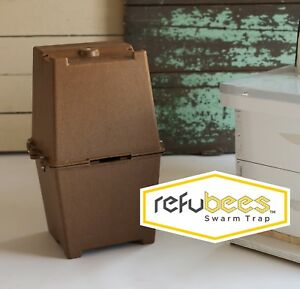 Refubees Swarm Trap Reusable Environmentally Friendly Trap For Honey Bees