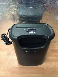 Fellowes Paper Shredder P 45c Cross Cut Used Working Free Shipping