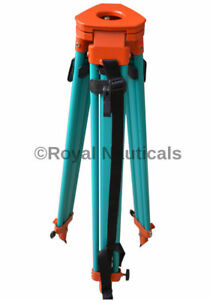 Aluminum Leveling Tripod Stand For Auto Level theodolite And Total Station