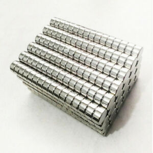 Neodymium Magnet N52 n35 Ndfeb Super Powerful Small Round Magnetic Magnets Disc