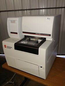 Beckman Coulter Ceq 8000 Genetic Analysis System Dna Sequencer