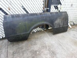 1967 68 69 70 71 72 Chevy Truck Bed Right Passenger Side Bed Side Short Bed