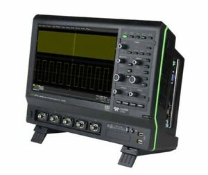 Teledyne Lecroy 1 Ghz 4 Ch 12 bit Hd Oscilloscope With 12 1 Wxga Color Display