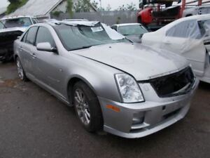 Drop Out Engine W Supercharger 2006 2009 Cadillac Sts 4 4l 95k Miles