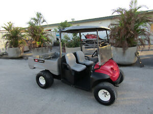 Toro Workman 2110 Gas Powered with An Electric Dump Body Model 07277