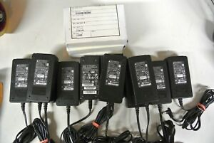 Lot Of 14 Cisco Pwr cube 3 48v 0 375a 341 0206 02 For 7940 7942 7945 7960 7961