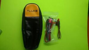 Fluke Soft Case For Clamp Meter Fc902 337 376 Fluke 80bk a Fluke Leads Tl71