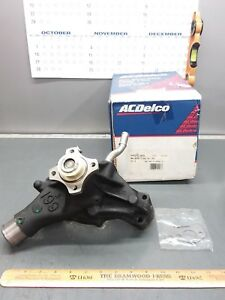 New Genuine Gm Acdelco Water Pump 251 695 89017748 No Core