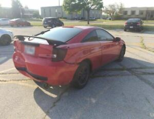 Trunk hatch tailgate With Spoiler Without Antenna Fits 00 05 Celica 917990