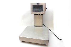 Weigh tronix 3275 Checkweigher 30lb Capacity Stainless Steel Digital Scale