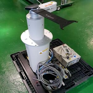 Brooks Automation Robot 121669 Brooks Series 8 Controller 129974 With Cable