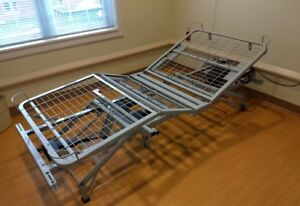 mc Healthcare Electric Hospital Bed Frames Lots Of 9 Frames Used