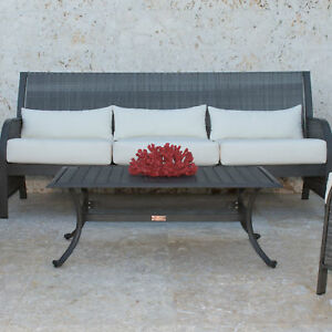 Panama Jack Outdoor Newport Beach Sofa