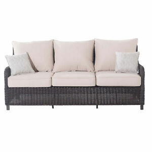 Red Barrel Studio Macri Patio Sofa With Cushions