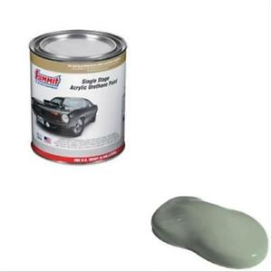 Summit Paint Single Stage Uv Stable Acrylic Urethane Gloss Bright White 1 Quart