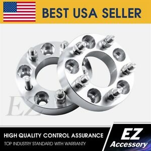 2 Wheel Adapters 5 Lug 4 75 To 5 Lug 120 Spacers 5x4 75 5x120 3 4 20mm Thick