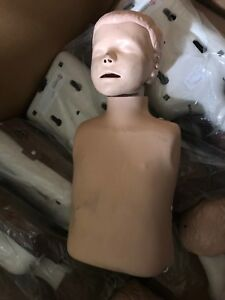 Laerdal Little Anne Junior Cpr Training Manikin Emt First Aid Trainer Ems