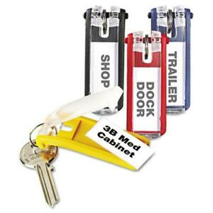 Durable 1949 00 Key Tags For Locking Key Cabinets Plastic 1 1 8 X 2 3 4 As