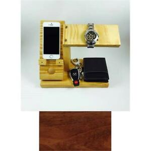 Products 4 Home All in one Phone Charging Station Watch Stand Valet Organizer