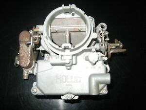Estate Re Built Holley Carburetor 2490 Ford Rambler 1962 1966