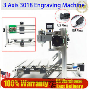 300 180 40mm Working Area Grbl Control 3018 Cnc Laser Mini Engraving Machine Kit