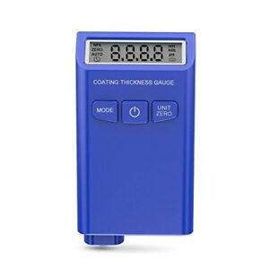 Eray Digital Coating Paint Thickness Gauge Meter For Car Automotive With