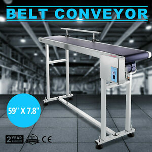 Power Slider Bed Pvc Belt Electric Conveyor Conveying Top grade Anti static