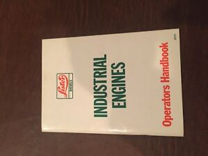 Lister Diesel Engine Operation Instructions Manual St Tl Ts Lv Lt Ja T6 Jas Hr4
